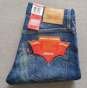 Damen-Jeans-Boyfriend-Jeans-LEVIS-LEVI-S-501-CT-for-Women-Roasted-Indigo
