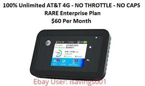 ATT-4G-LTE-Unlimited-HOTSPOT-DATA-Netgear-Explore-815s-NO-THROTTLED-NO-CAPS