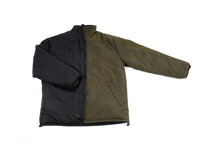 Snugpak Military Softie Sleeka Elite Reversable Jacket Warm Army Black/olive