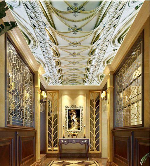 3D Grand Art 9045 Ceiling WallPaper Murals Wall Print Decal Deco AJ WALLPAPER GB