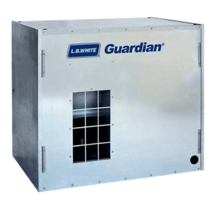 250,000 BTU LP LB White Guardian 250 Forced Air Heater w// Hot Surface Ignition