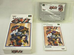 BAKUMATSU-KORINDEN-ONI-Item-REF-bcc-Super-Famicom-Nintendo-Japan-Game-sf