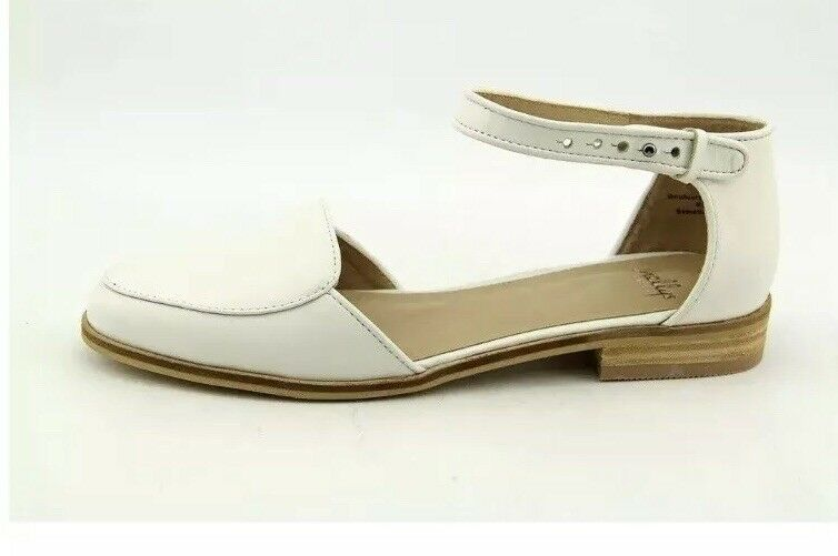Shelly London Laolla White US 6, 36 Pelle Mary Janes