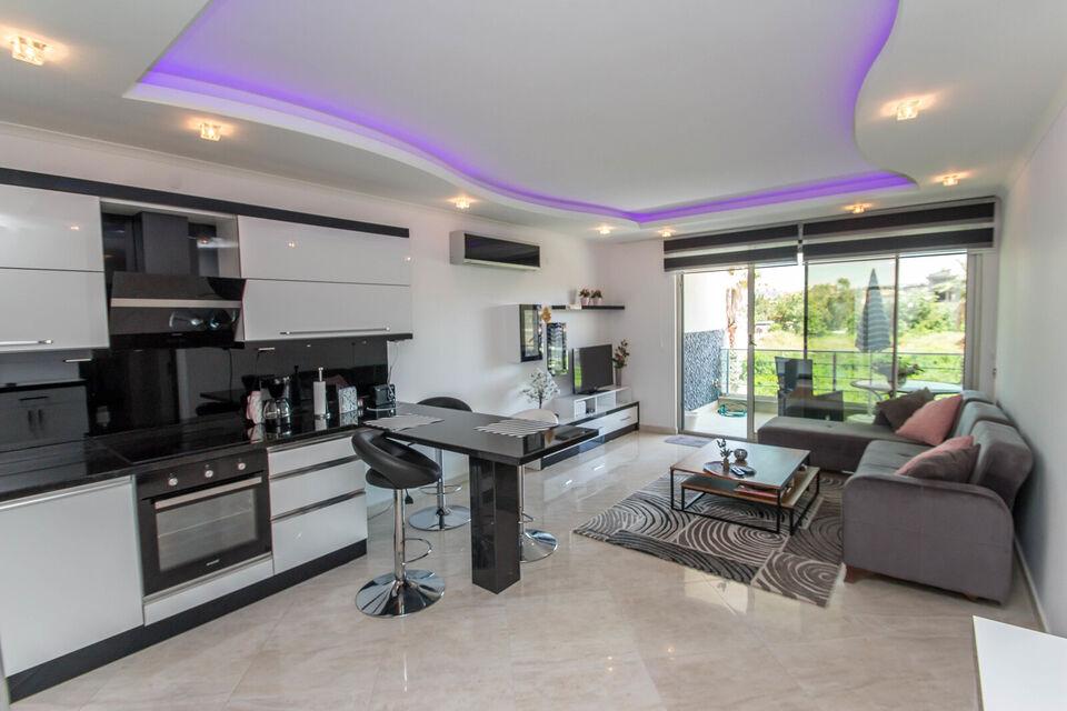 Lejlighed til salg i Oba, Alanya, Tyrkiet, 2+1,...