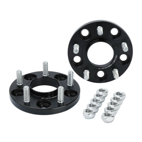 15mm Wheel Spacers Hubcentric 5x114.3MM 12X1.25 Forged Fit Nissan 300ZX 350Z G37
