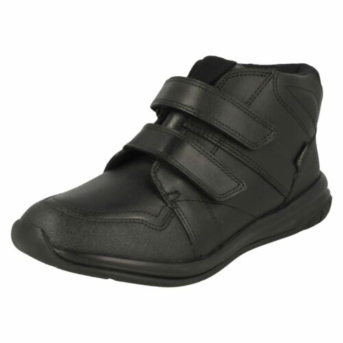Gtx Clarks Inspired Sports Black Shoes Rise Spin Hula School High Boys rxzvwx