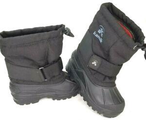 Kamik Snow Boots, Kid's Size 8, Perfect