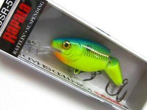 JSR-5 Rapala Jointed Shad Rap Fishing Lure