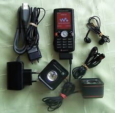 Sony Ericsson WALKMAN W810i Mobile Phone GOOD CONDITION!!!!! (890i 900 995 550i)