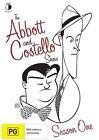 The Abbott and Costello Show : Season 1 (DVD, 2009, 5-Disc Set)