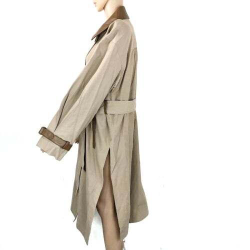 trench coat women size 14 nwt