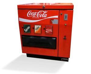 Details about refrigerator distributor coin-coin coca cola coke fanta  sprite 70's