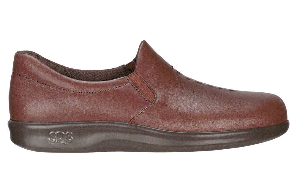 SAS Viva Brown Loafers Loafers Loafers 8.5 S 5c91c8
