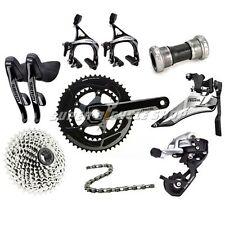 SRAM RIVAL22 2x11 Speed 8 piece Groupset Road Bike Kit