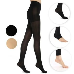 c734109dcf51c Image is loading Soft-Medical-Compression-Pantyhose-Supports-Therapeutic- Stocking-Tight-