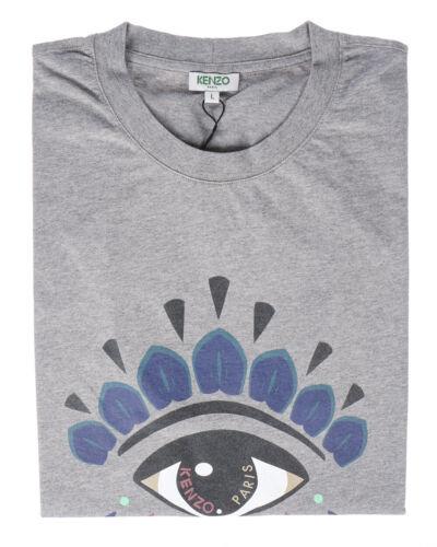 KENZO T Shirt Sweat-shirt Coton Homme Gris 4YC5TS049 95 sz L faire une offre