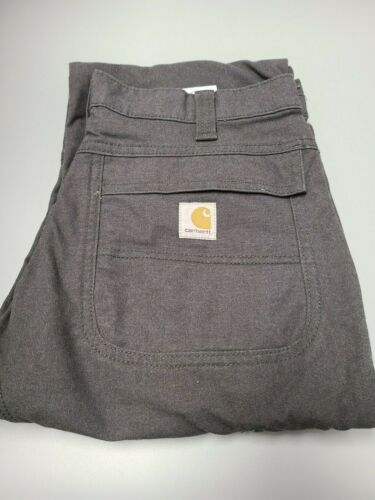 Carhartt Work Pants - Grey 33x30
