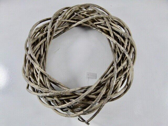 Weidenkranz Willow 40 cm Durchmesser Farbe Grey Exner Collection NEU