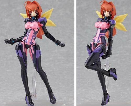 Sumika Kagami Reinforcement Ver Muv Luv Alternative Max Factory Figma No.SP037
