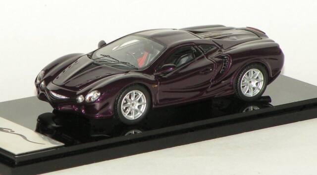 1/43 HPI-RACING 2007 MITSUOKA OROCHI - MEGA RARE RESIN HANDMADE