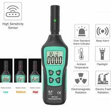 Radiation Detector Dosimeter Meter Handheld Electromagnetic Wave Geiger Counter