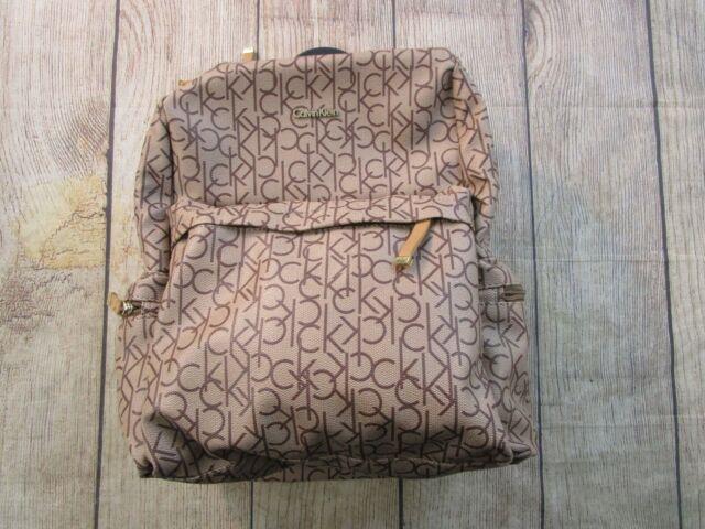 Hudson Monogram Backpack
