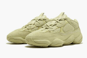 hot sale online f54df c4583 Details about adidas YEEZY 500 'SUPER MOON YELLOW' -  MOYELLOW/MOYELLOH/MOYELLO - DB2966
