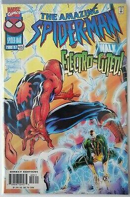 Briljant Amazing Spider-man #423 / Us-comic Bagged & Borded / 1st Print Met Traditionele Methoden