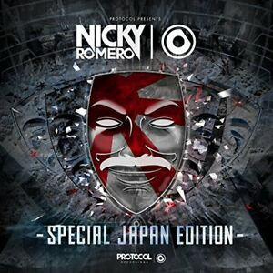 Details about NICKY ROMERO-PROTOCOL PRESENTS: NICKY ROMERO -SPECIAL JAPAN  EDITION-JAPAN CD