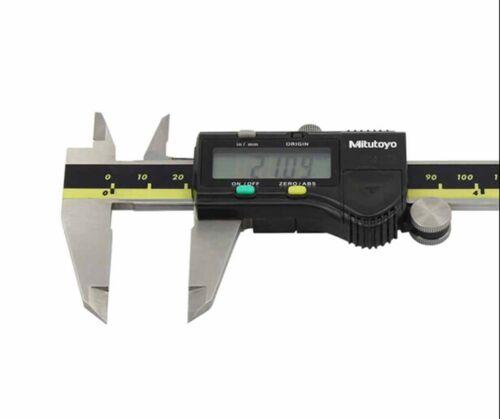 "Mitutoyo Caliper 500-197-20//30 200mm//8/"" Absolute Digital Digimatic Vernier Japan"