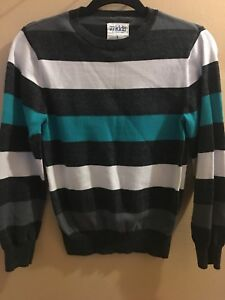 Details about Boys 77Kids By American Eagle Crew Neck Sweater Size L (12)
