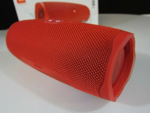 Red JBL JBLCHARGE4RED Charge 4 Bluetooth Wireless Speaker