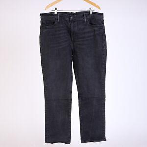 Levi-039-s-511-Slim-Fit-Grau-Herren-Jeans-42-30-W42-L30