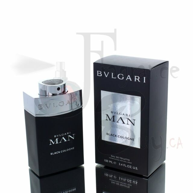 Bvlgari Man In Black COLOGNE M 100ml Boxed
