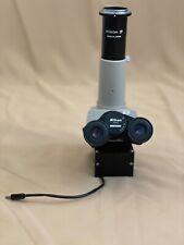 Nikon F Trinocular Microscope Head Adapter