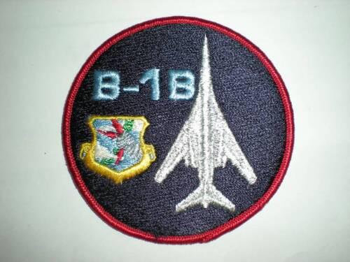 USAF STRATEGIC AIR COMMAND B-1B PATCH COLOR