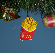 Decoration Ornament Home Party Christmas Tree Decor McDonald's French Fries *m13