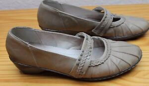 best service 2bfb3 fb088 Details zu Luftpolster Ballerinas Pumps Damen Schuhe Jenny by ara Gr. 7 1/2