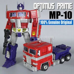 TAKARA-TOMY-G1-Transformers-Masterpiece-MP10-MP-10-Optimus-Prime-Action-Figure