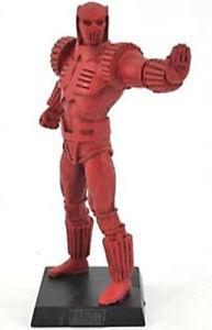 Eaglemoss Marvel Figurine Lead Metal - Crimson Dynamo #4