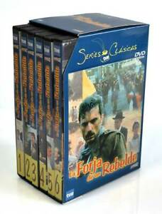 La Forja De Un Rebelde Serie Completa 6 Dvd Ebay
