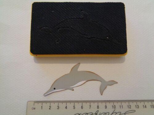 Sizzix Mar Delfín ~ Craft DIE Cutter