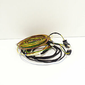 Details about BMW 5 F10 Rear Bumper PDC Wiring Harness Repair 61119336380 on