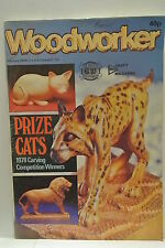 Woodworker Magazine. February, 1979. Volume 83, number 1023. Sewing Cabinet.