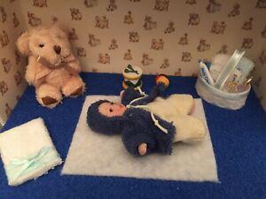 Chelles´s Miniature Scenes - Baby boy