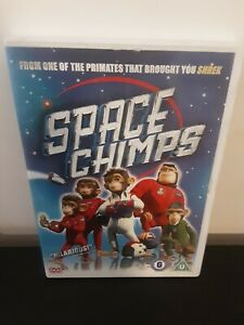 Space-Chimps-DVD-2008-Cert-U-034-Awesome-Kids-Flick-034-Support-Small-Business