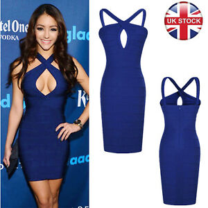 Image is loading Women-Celeb-Sexy-Slim-Fit-Bodycon-Cocktail-Evening- 1f78b44b6