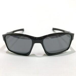 Oakley Sunglasses * Chainlink 9247-01 Polished Black w/ Black Iridium COD PayPal
