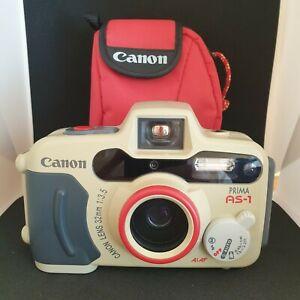 Appareil photo Canon Prima AS-1 - Argentique 24X36 - Etanche - Compact