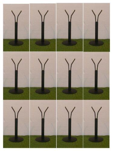 Figura in Metallo Nero sta per 12 pollici DRAGO Dreams 1//6th DID scala cifre x 12